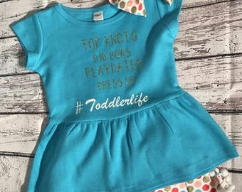 Toddler Life Girl Outfit