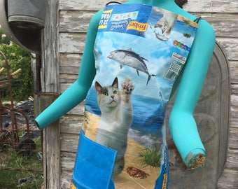 Friskies Seafood Apron Great Gift