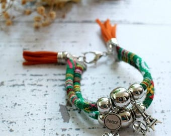 Stackable Bracelet [Semi Etnic 3]