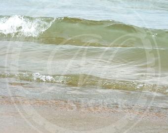 Landscape, beach, water, Digital Download Lake Shore 2
