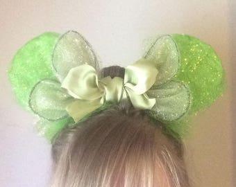 Pixie Dust Minnie Mouse Ears