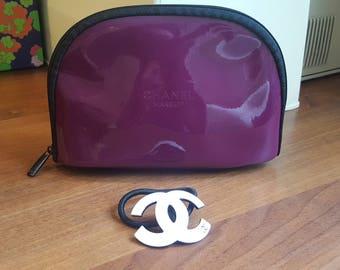 Gorgeous Chanel Makeup Bag hair tie set
