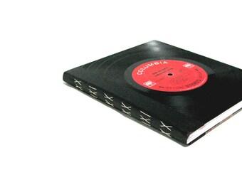 Bob Dylan - Vinyl Record LP Notebook