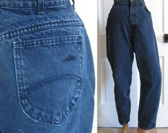 Plus size high waisted jeans | Etsy