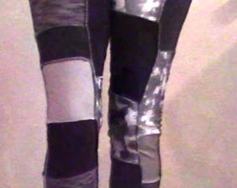 Shining Rock Leggings-Rollerderby-Festival-WorkOut-Yoga-Gym