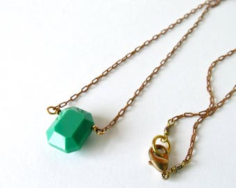 Regal Swarovski Jewel Necklace