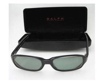 ON SALE - Vintage Ralph Lauren Sunglasses in Original Case