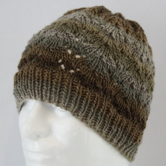 Knitting Items To Sell : Appleseed hat knitting pattern warm cozy lovely knit