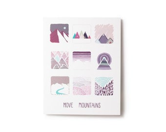 Move Mountains Journal