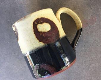 mug, coffee mug, tea cup, handmade pottery mug