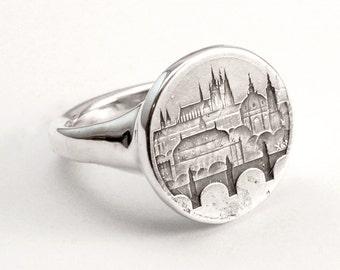 Urbium Ring - silver