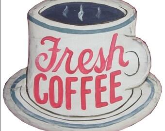 Coffee, Fresh Coffee