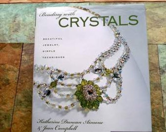 Book Beading with crystals Katherine Duncan Aimone & Jean Campbell