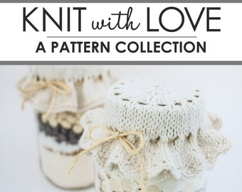 Knit With Love, Vol. 3 - A Gift Knits COLLECTION (4 PATTERNS)
