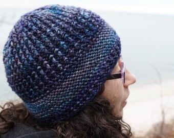 Mad Hatter Knit Beanie Hat