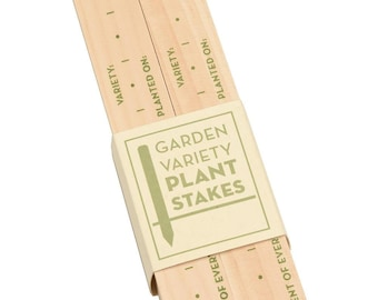 Plant Stakes for Gardening