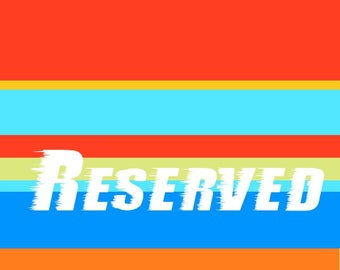 Reserved for G W