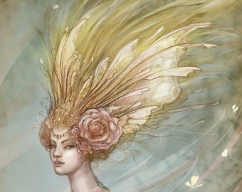 Faerie Princess by Renae Taylor