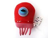 "Sea Creature Plush ""Cargo"" Jelly Cotton Monster"