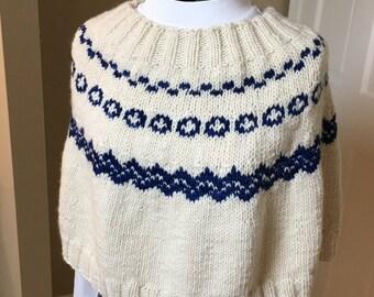 Softest Wool Wrap/Shrug