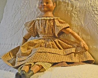 Reproduction IZANNAH WALKER Doll
