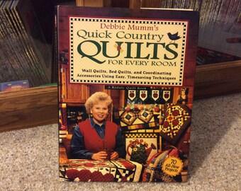 Debbie Mumm Quilt Pattern Book