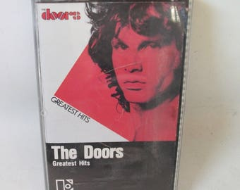 The Doors Greatest Cassette Tape