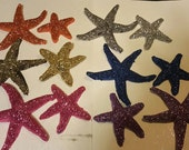 Starfish, Starfish clip, Ariel, Starfish glitter, Glitter, Holiday party, MsFormaldehyde, Tiki, Mermaid, Mermaid clip