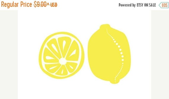 Mothers Day Sale Lemons Kitchen art - 5x7 Print - yellow - Home Decor