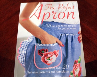 The Perfect Apron - Crafting Book, Pattern Book