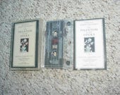 The Phantom of the Opera original Canadian Cast cassette tape with mini booklet insert
