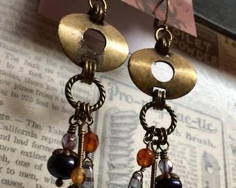 Moroccan Evening earrings