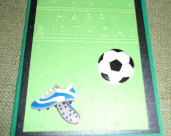 Soccer Happy Birthday