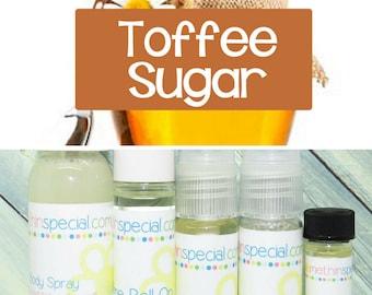 Toffee Sugar Perfume, Perfume Spray, Body Spray, Perfume Roll On, Massage Oil, Perfume Sample Oil, Dry Oil Spray, 5 Product Choices