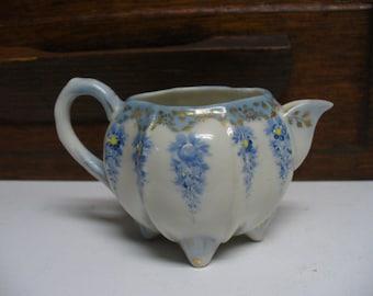 Little Vintage Porcelain Cream Pitcher
