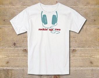 Second Birthday Shirt, Two Shirt, Second Birthday Outfit, 2nd Birthday Shirt, Boy's Clothes, Boy's Shirt, Trendy Shirt, Birthday Gift, Cool