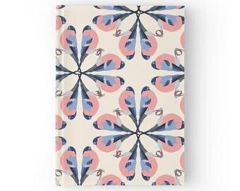 Bullfinch Hardcover Notebook