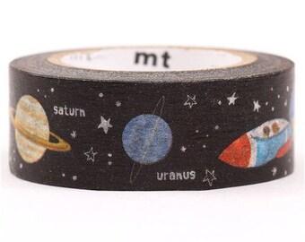 190311 galaxy space universe mt Washi Masking Tape deco tape
