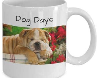 Dog Days Mug 2