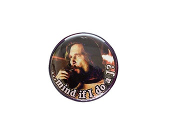 Big Lebowski Dude Button