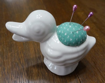 Duck Pin Cushion