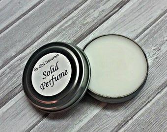 Lavender Natural Solid Perfume, Perfume, Solid Fragrance, Perfume Tin