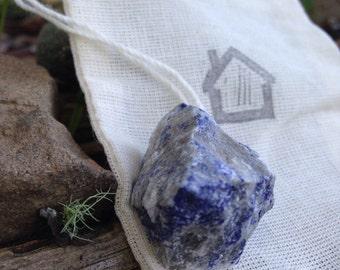 Lapis Lazuli - medium