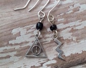 Harry Potter Inspired Earrings