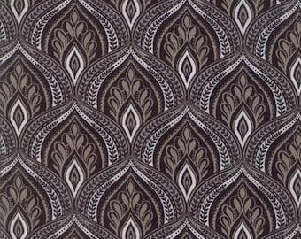 Black Maven Fabric - Moda - BasicGrey - 30462 22