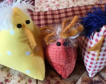 Crazy Chickens - small