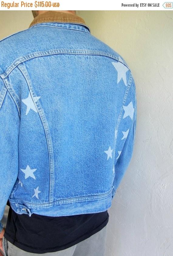 30% off SPRING SALE Starred Vintage Lee Denim Jacket