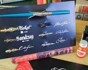 Brause Belle Epoque Calligraphy Set