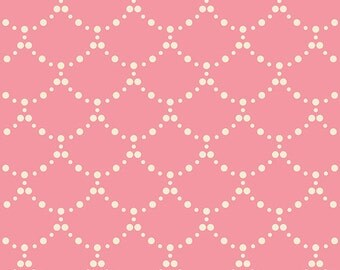 Ripples Rose Emmy Grace Collection by Bari J.  Art Gallery Fabric, Choose your cut