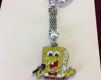 Keychain, Sponge Bob  KC12